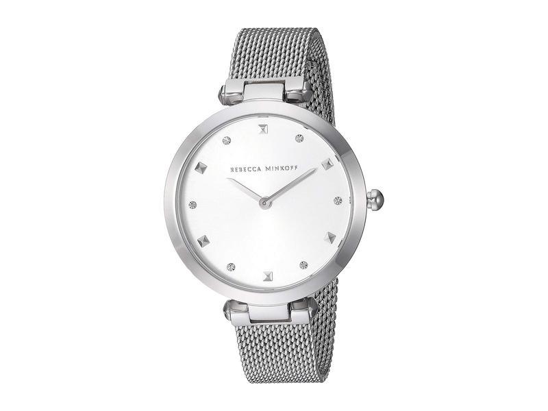 レベッカミンコフ レディース 腕時計 アクセサリー Nina - 2200299 Stainless Steel