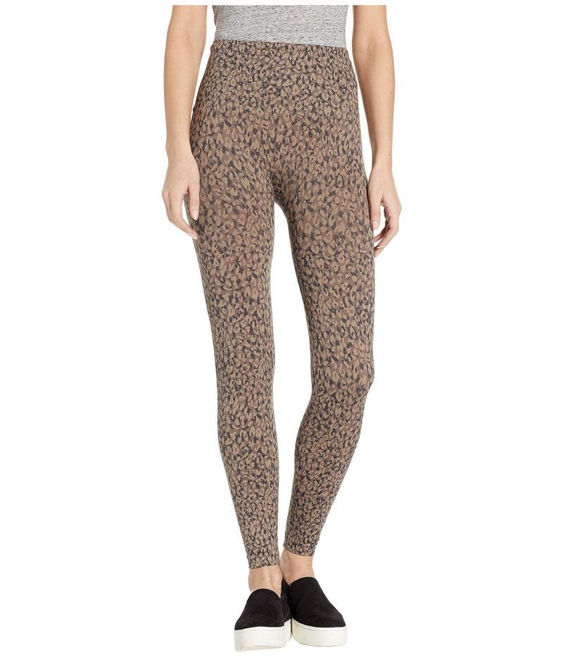 スパンク レディース カジュアルパンツ ボトムス Look At Me Now Seamless Leggings Mini Leopard