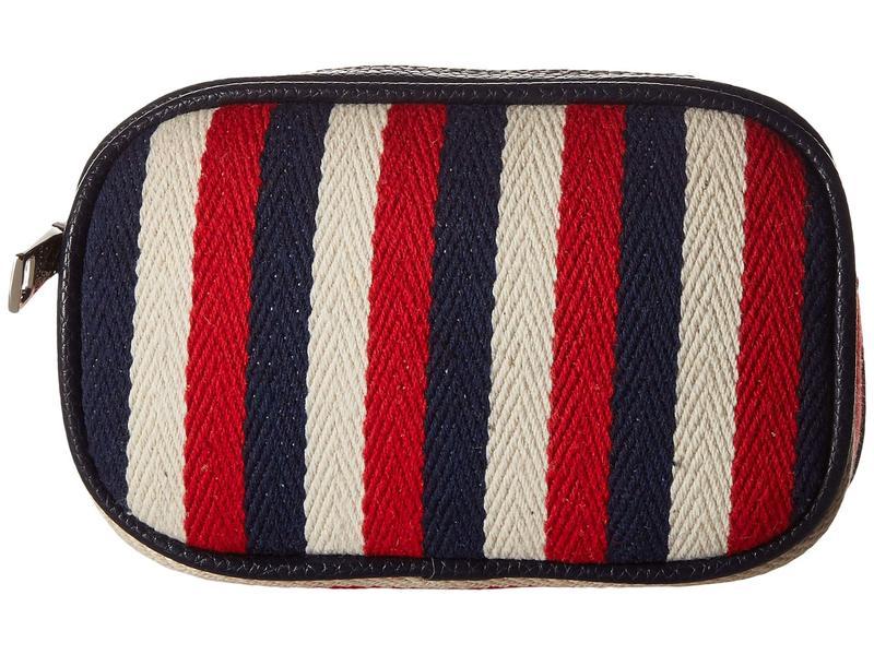 スティーブ マデン レディース ボディバッグ・ウエストポーチ バッグ Double Belt Bag Navy
