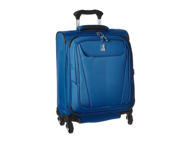 トラベルプロ メンズ ボストンバッグ バッグ Maxlite 5 - International Expandable Carry-On Spinner Azure Blue