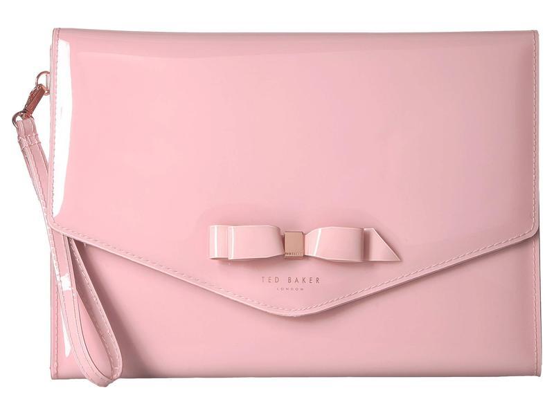 テッドベーカー レディース ハンドバッグ バッグ Cersei Light Pink