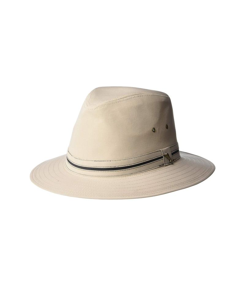トッミーバハマ メンズ 帽子 アクセサリー Microfiber Safari Putty