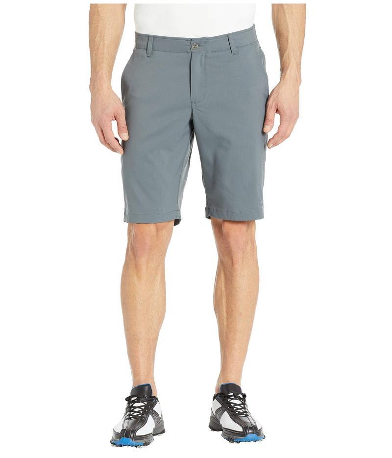 アンダーアーマー メンズ ハーフパンツ・ショーツ ボトムス UA Showdown Tapered Shorts Pitch Gray/Pitch Gray