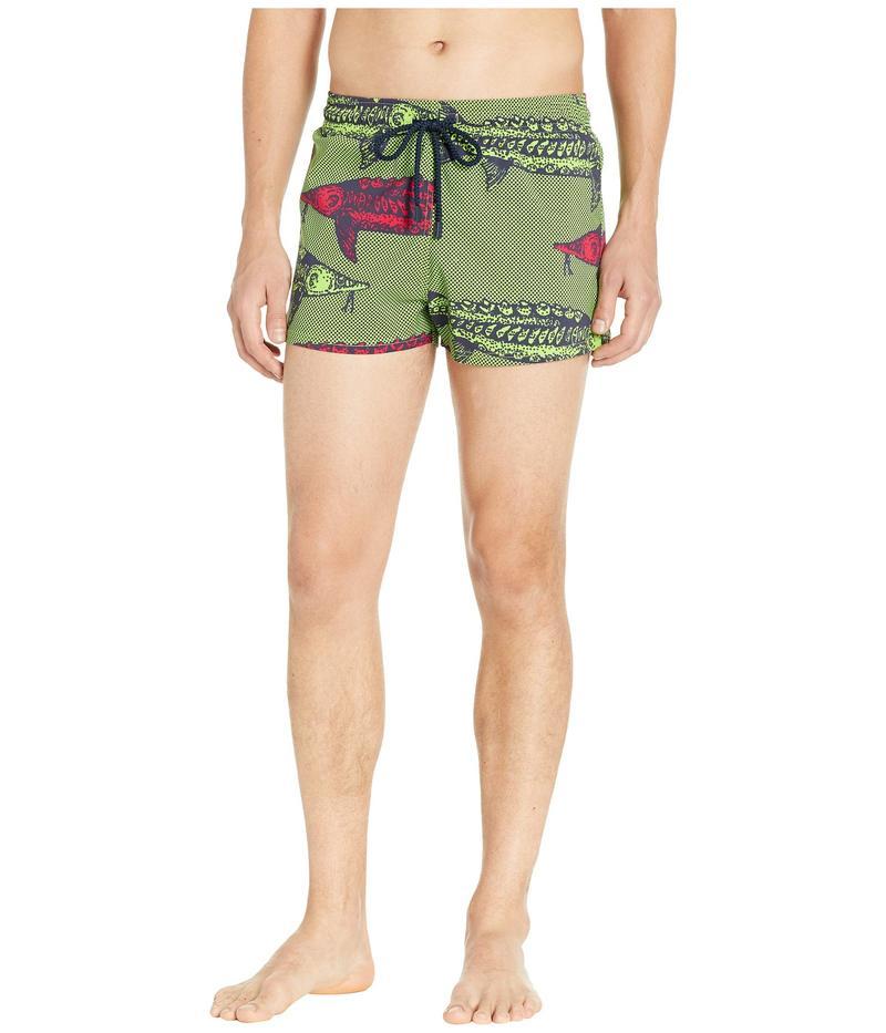 ヴィルブレクイン メンズ ハーフパンツ・ショーツ 水着 Man Belle Ou Gars Stretch Cactus