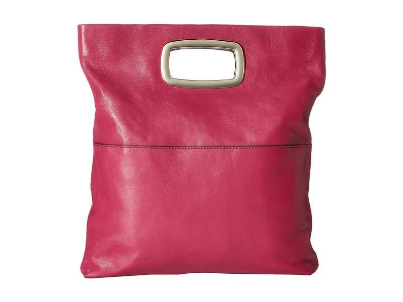 ヴィンスカムート レディース ハンドバッグ バッグ Marti Large Clutch Deep Pink
