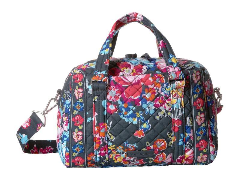 ベラブラッドリー レディース ハンドバッグ バッグ Iconic 100 Handbag Pretty Posies