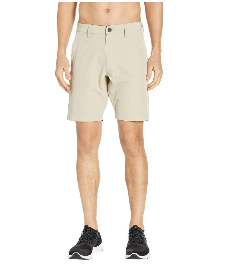 ビンテージ1946 メンズ ハーフパンツ・ショーツ 水着 Stretch Hybrid Shorts Tan