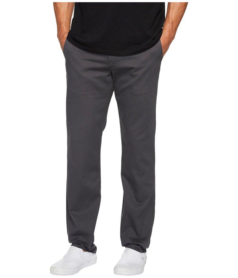 バンズ メンズ カジュアルパンツ ボトムス Authentic Stretch Chino Pants Asphalt