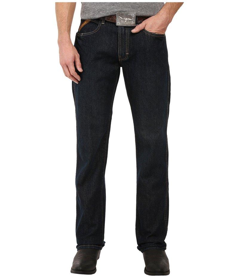 アリアト メンズ デニムパンツ ボトムス Rebar M5 Slim Straight Leg Jeans in Blackstone Blackstone