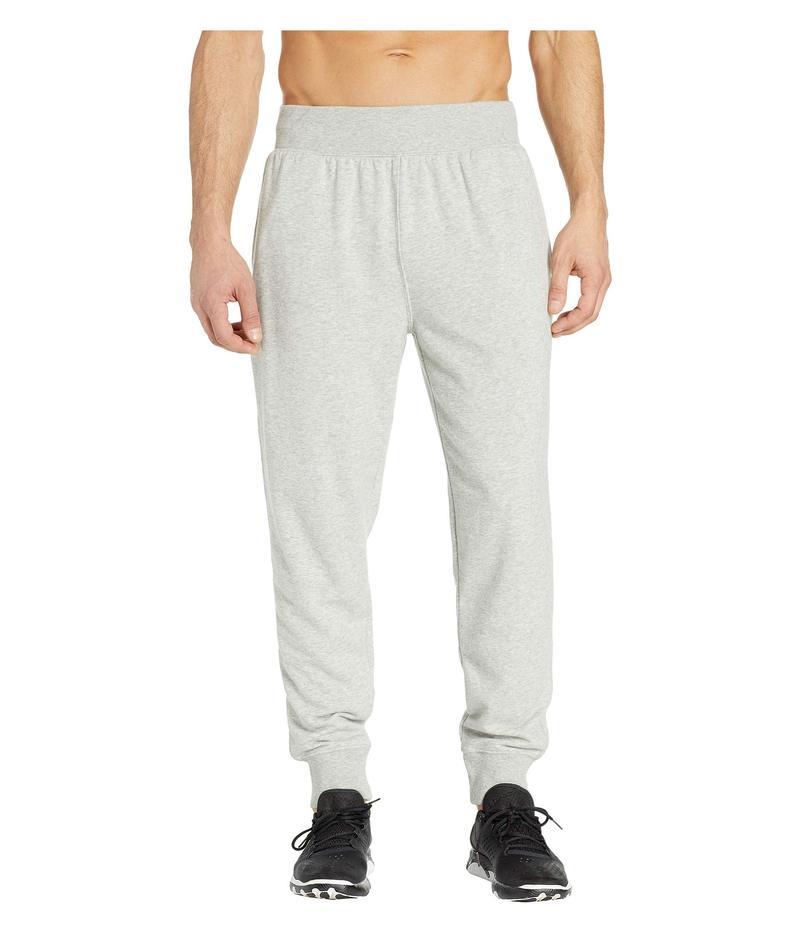 チャンピオン メンズ カジュアルパンツ ボトムス Sideline Warm Up Pants Oxford Gray