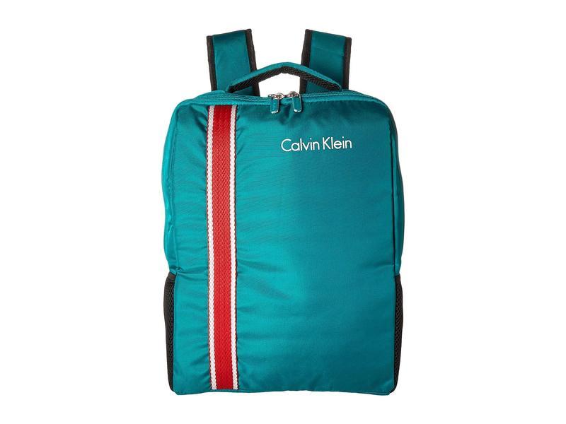 カルバンクライン メンズ バックパック・リュックサック バッグ Backpack Turquoise