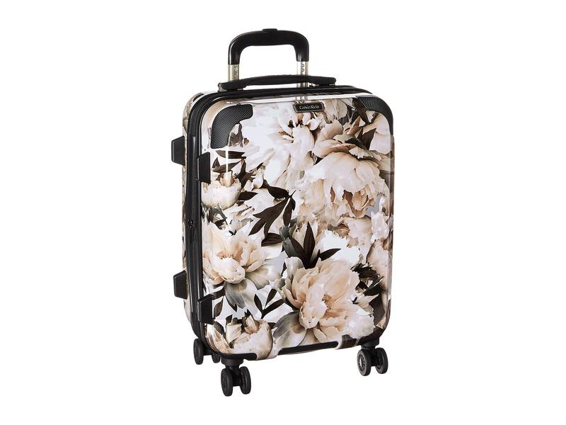 カルバンクライン メンズ ボストンバッグ バッグ International Cabin Floral White