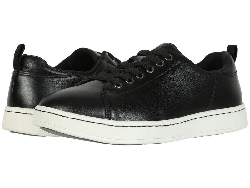 ドリュー メンズ スニーカー シューズ Skate Black Leather