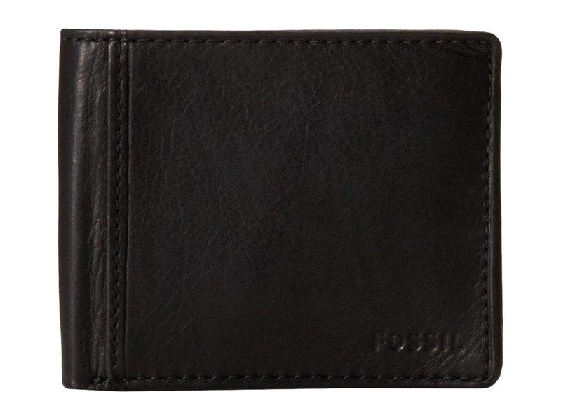 d98640407b91 フォッシル メンズ 財布 財布 財布 アクセサリー Ingram Traveler Black 2bf