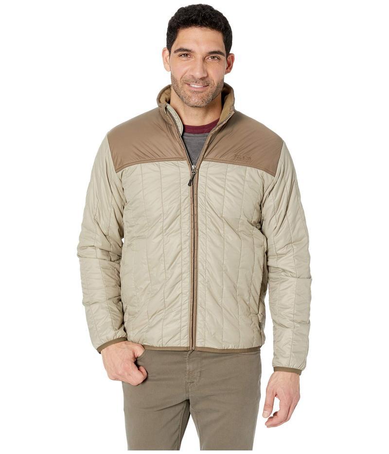 【クーポン対象外】 フィルソン Jacket メンズ Tan アウター コート アウター Ultra Light Quilted Jacket Rustic Tan:ReVida 店, トマタグン:0e0ea7a6 --- nagari.or.id