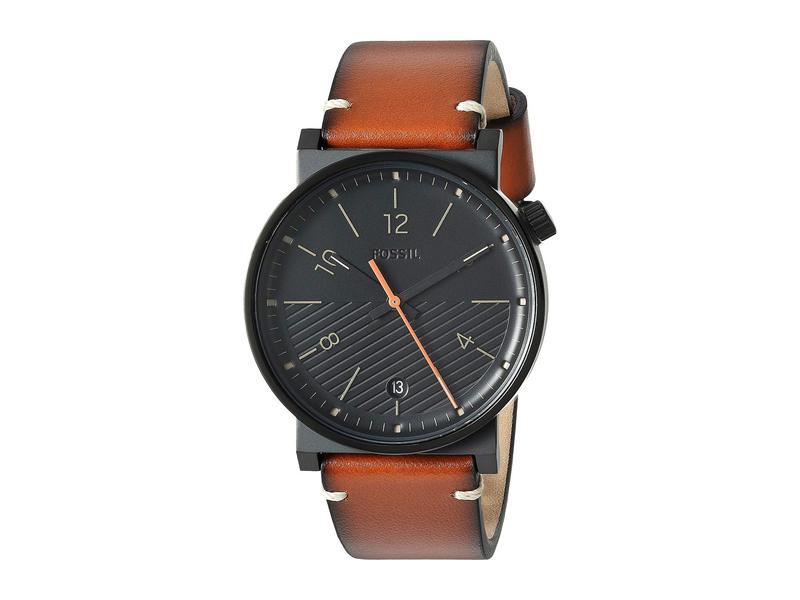 フォッシル メンズ 腕時計 アクセサリー Barstow - FS5507 Brown
