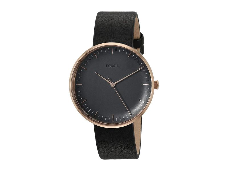 フォッシル レディース 腕時計 アクセサリー The Essentialist - ES4510 Black