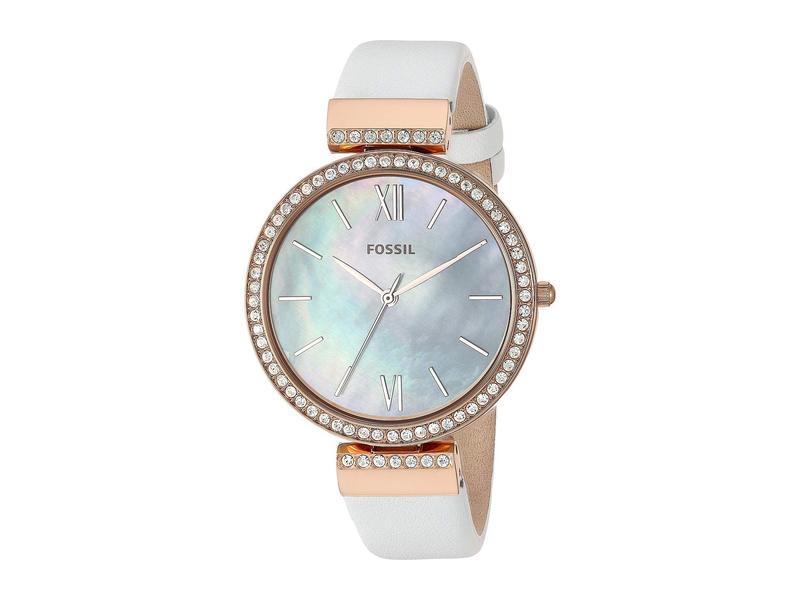 フォッシル レディース 腕時計 アクセサリー Madeline - ES4581 White