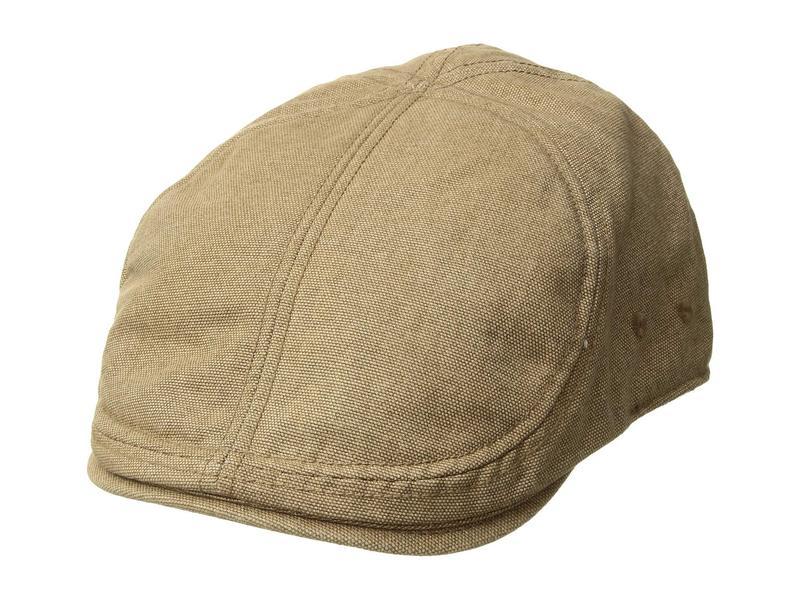 グーリンブラザーズ メンズ 帽子 アクセサリー Society Street Tan