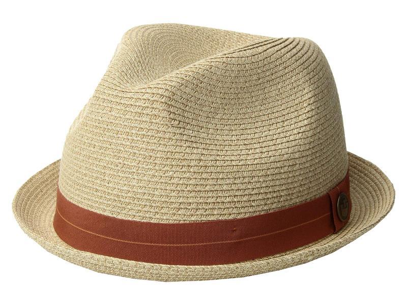 グーリンブラザーズ メンズ 帽子 アクセサリー Morgan Thomas Natural