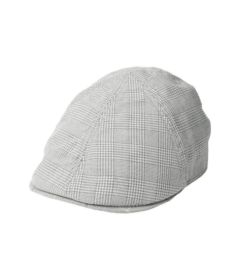 グーリンブラザーズ メンズ 帽子 アクセサリー Hazy Days Grey