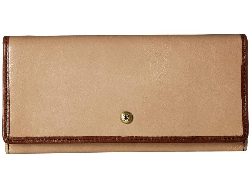 ホボ レディース 財布 アクセサリー Beck Parchment