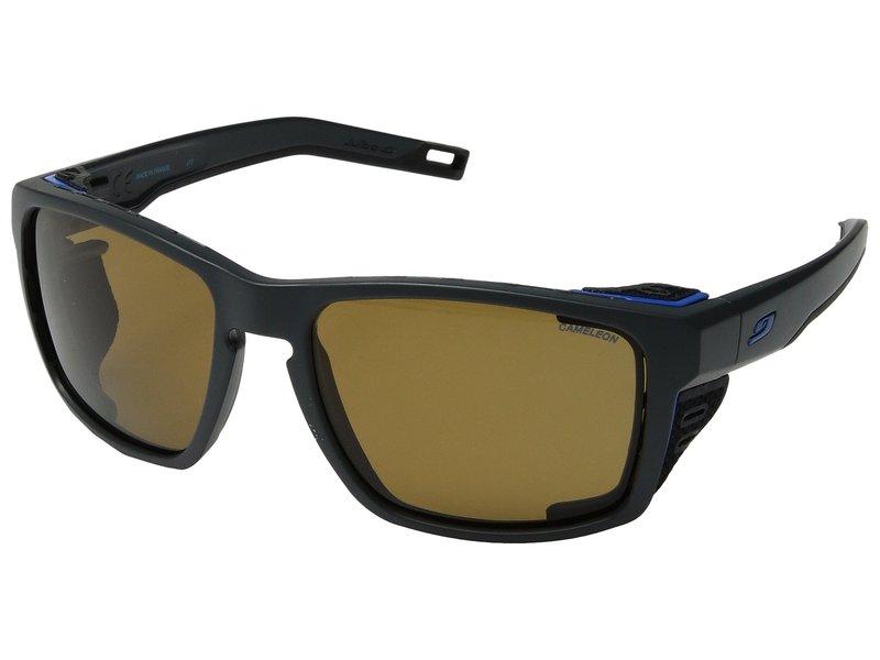 ジュルボアイウェア メンズ サングラス・アイウェア アクセサリー Shield Dark Gray/Black/Blue
