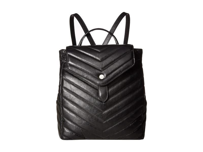 ロディス レディース バックパック・リュックサック バッグ Carmel Hermione Small Backpack Black