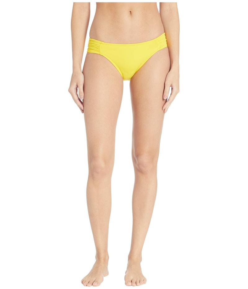 ラブランカ レディース ボトムスのみ 水着 Island Goddess Side Shirred Hipster Bottom Sunshine
