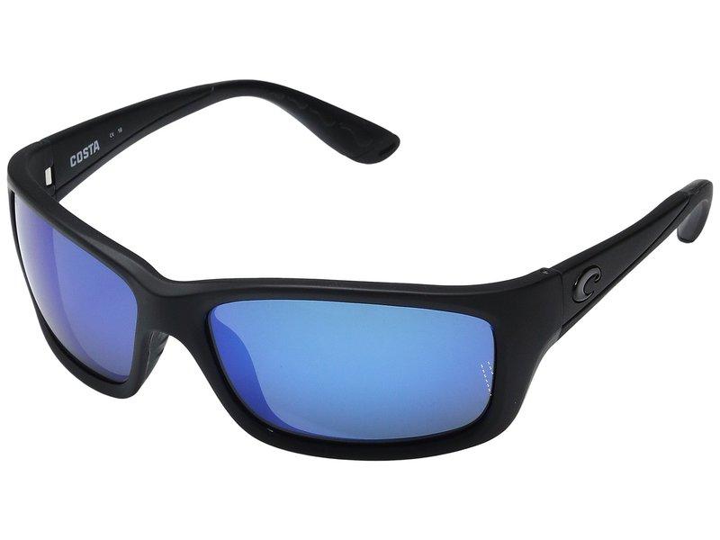 コスタ メンズ サングラス・アイウェア アクセサリー Jose Blackout Frame/Blue Mirror Glass W580