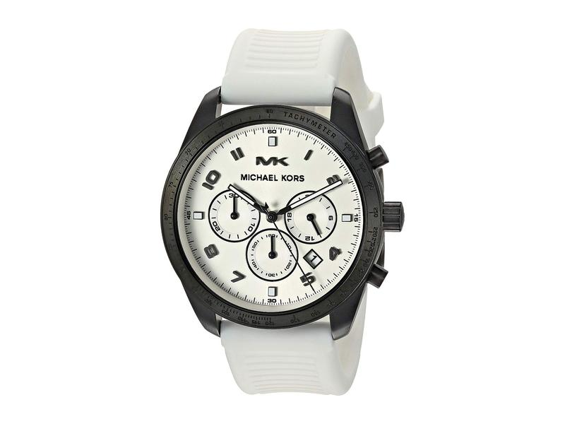 マイケルコース メンズ 腕時計 アクセサリー MK8685 - Keaton White