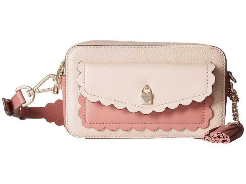 マイケルコース レディース ハンドバッグ バッグ Small Pocket Camera Bag Soft Pink/Multi