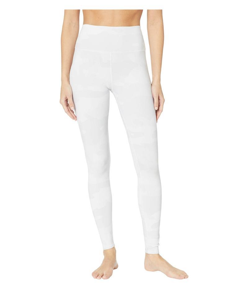 アロー レディース カジュアルパンツ ボトムス High-Waist Vapor Leggings White Camo