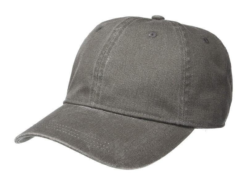 マイケルスターズ レディース 帽子 アクセサリー Joey Washed Baseball Cap Black