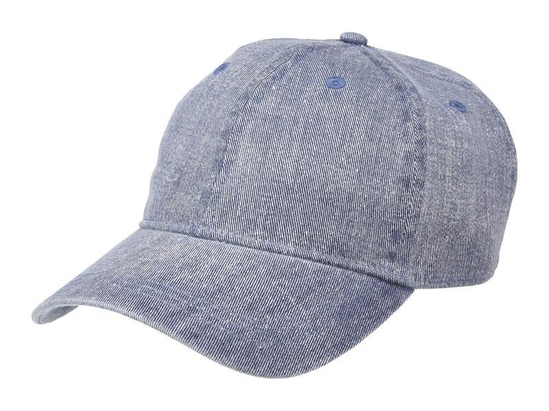 マイケルスターズ レディース 帽子 アクセサリー Joey Washed Baseball Cap Indigo