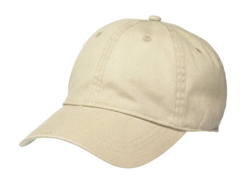 マイケルスターズ レディース 帽子 アクセサリー Joey Washed Baseball Cap Castle