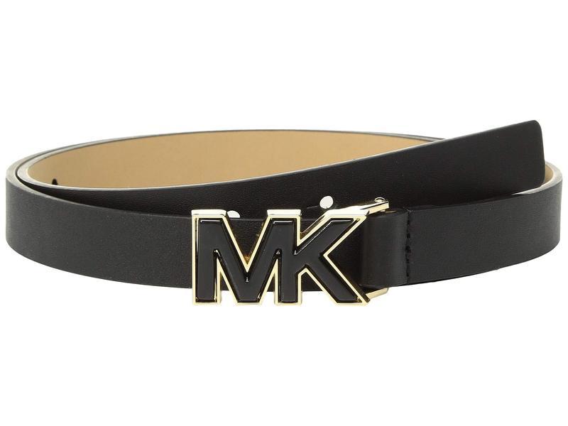 マイケルコース レディース ベルト アクセサリー Printed Belt Black