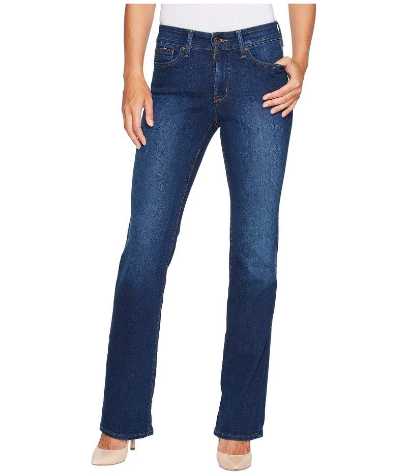 エヌワイディージェイ レディース デニムパンツ ボトムス Barbara Bootcut Jeans in Cooper Cooper