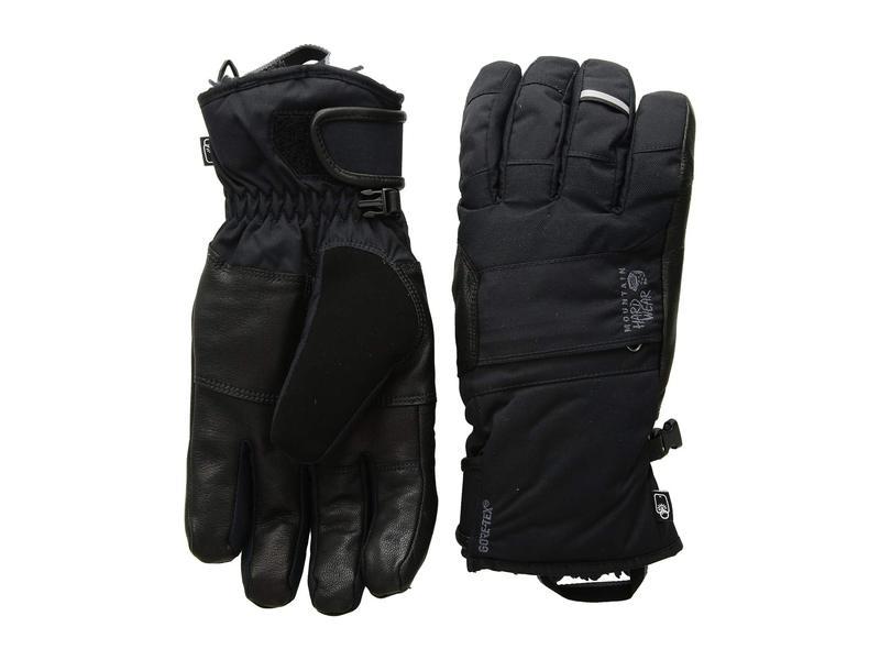 マウンテンハードウェア レディース 手袋 アクセサリー Comet GORE-TEX Gloves Black