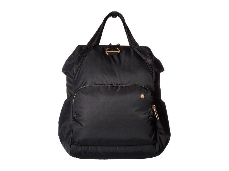 パックセーフ メンズ バックパック・リュックサック バッグ Citysafe CX Anti-Theft 17L Backpack Black