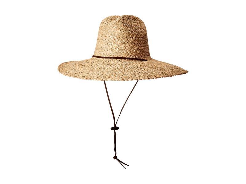 ペンドルトン メンズ 帽子 アクセサリー Lifeguard Raffia Hat Natural Raffia