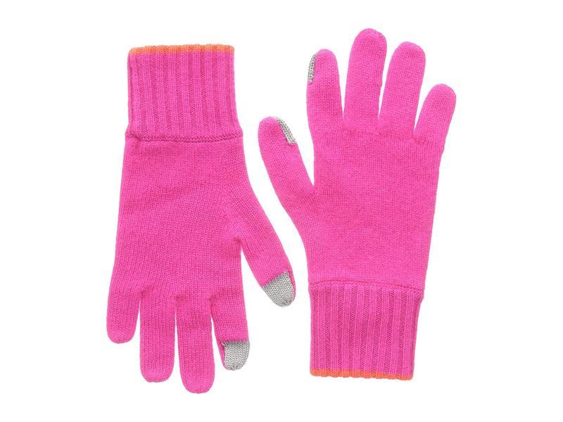 ラグアンドボーン レディース 手袋 アクセサリー Yorke Cashmere Gloves Pink
