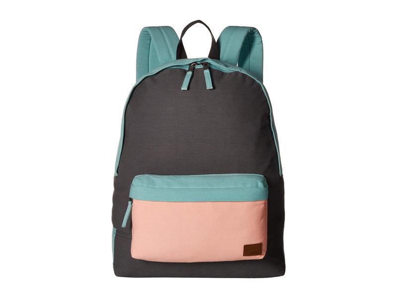 ロキシー レディース バックパック・リュックサック バッグ Sugar Baby Canvas 16L Small Backpack Turbulence
