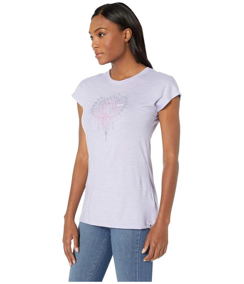 Smartwool Womens Merino Sport 150 Mountain Magpie T-Shirt