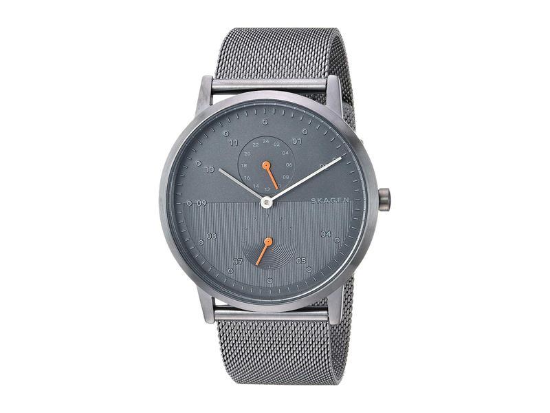 スカーゲン メンズ 腕時計 アクセサリー Kristoffer Multifunction - SKW6501 Gunmetal
