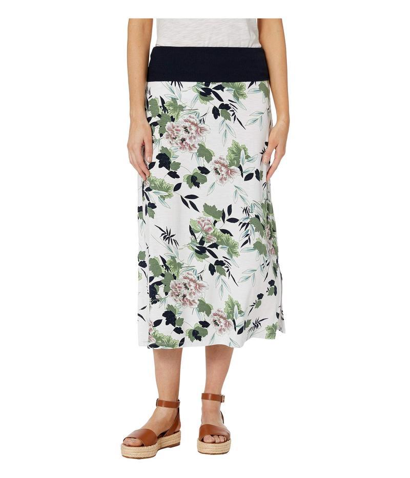 トリバル レディース スカート ボトムス Printed Jersey Skirt Transformable To Dress Soft Blue
