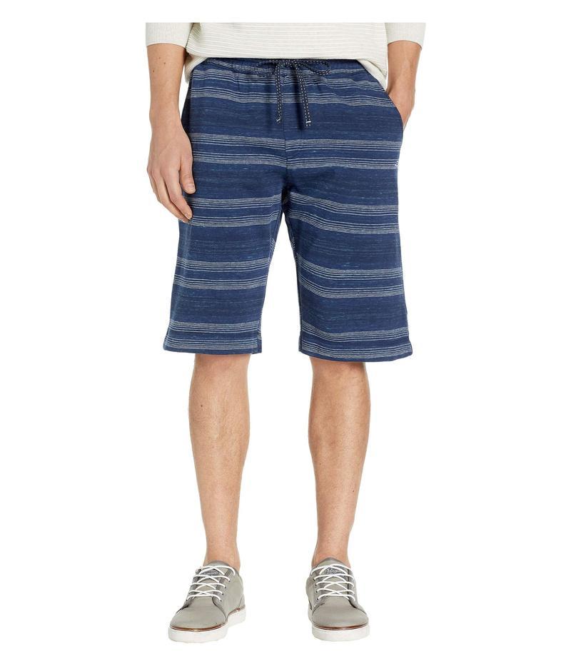 トッミーバハマ メンズ ハーフパンツ・ショーツ ボトムス French Terry Striped Shorts Hombre Stripe