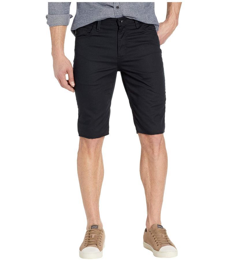 バンズ メンズ ハーフパンツ・ショーツ ボトムス AV Covina Shorts II Black
