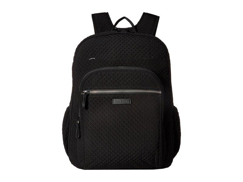 ベラブラッドリー レディース バックパック・リュックサック バッグ Iconic XL Campus Backpack Classic Black