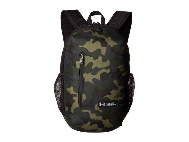 アンダーアーマー メンズ バックパック・リュックサック バッグ UA Roland Backpack Desert Sand/Black/Steel